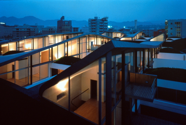 Жилой комплекс Nexus World © OMA