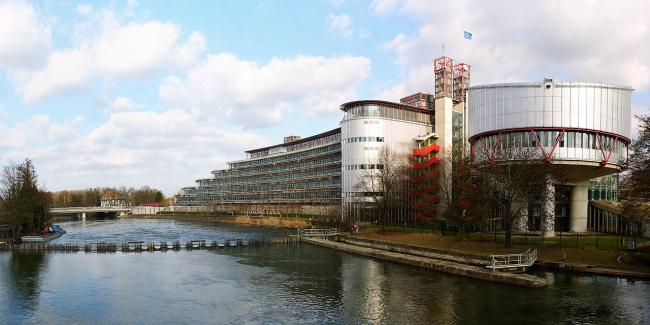 Европейский суд по правам человека. Фото: CherryX via Wikimedia Commons. Лицензия CC BY-SA 3.0