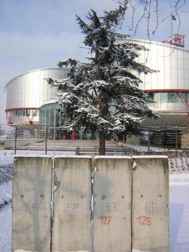 Европейский суд по правам человека. Фото: francois via Wikimedia Commons. Лицензия CC BY 2.0