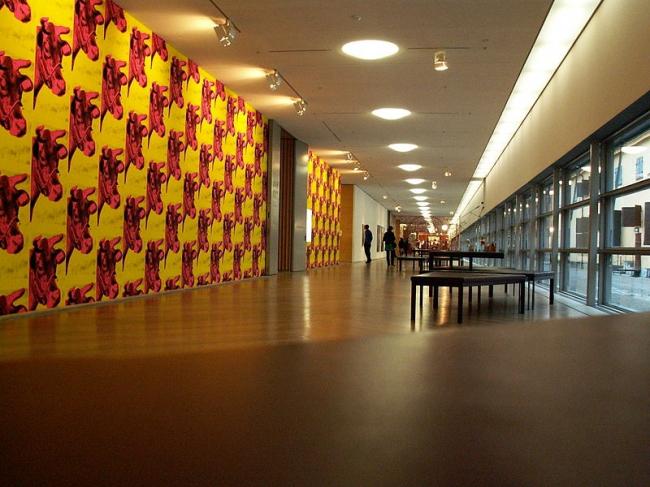 Музей современного искусства. Фото: JRodSilva via Wikimedia Commons. Лицензия CC-BY-SA-4.0