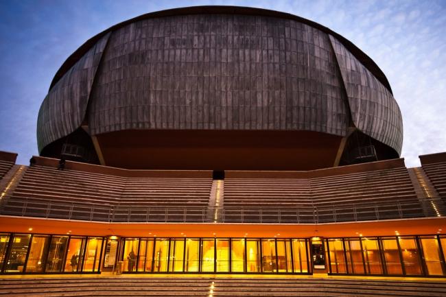 Концертный зал Парко-делла-Музика. Фото: Roberto Ventre via flickr.com. Лицензия CC BY-SA 2.0