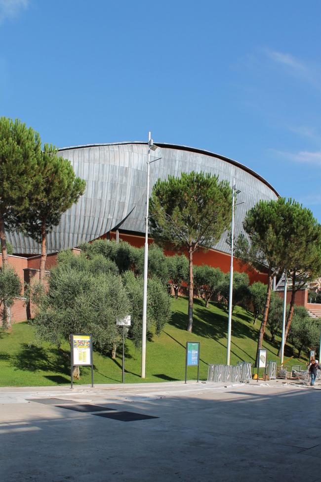 Концертный зал Парко-делла-Музика. Фото: Antonella Profeta via flickr.com. Лицензия CC BY 2.0