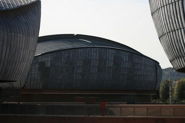 Концертный зал Парко-делла-Музика. Фото: Patrick Morgan via flickr.com. Лицензия CC BY 2.0