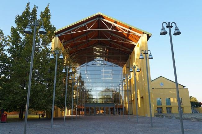 Концертный зал Никколо Паганини. Фото: Marco Tommesani via Wikimedia Commons. Лицензия CC-BY-SA-3.0