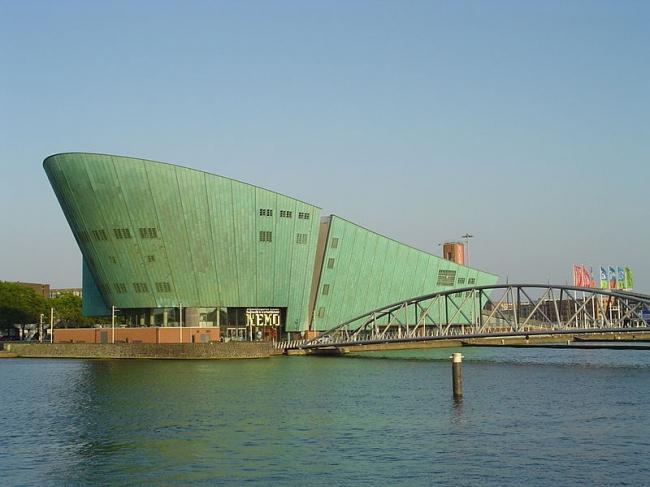 Национальный центр науки и технологии. Фото: Gamekeeper via Wikimedia Commons. Фото находится в общественном доступе