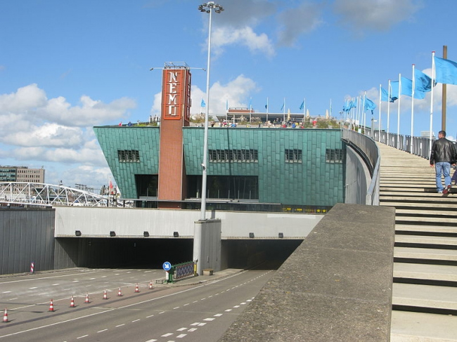 Национальный центр науки и технологии. Фото: Erik Zachte via Wikimedia Commons. Лицензия CC-BY-SA-3.0