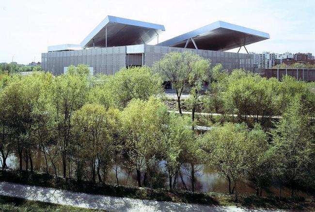 Олимпийский теннисный центр