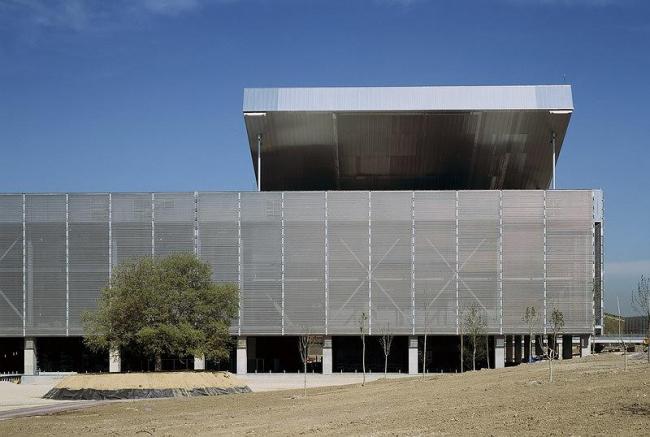 Олимпийский теннисный центр © Georges Fessy