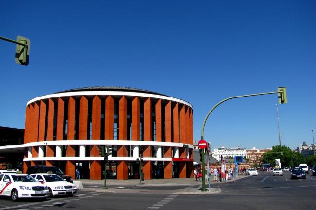 Вокзал Аточа. Фото: Rubén Vique via  flickr.com. Лицензия CC BY 2.0