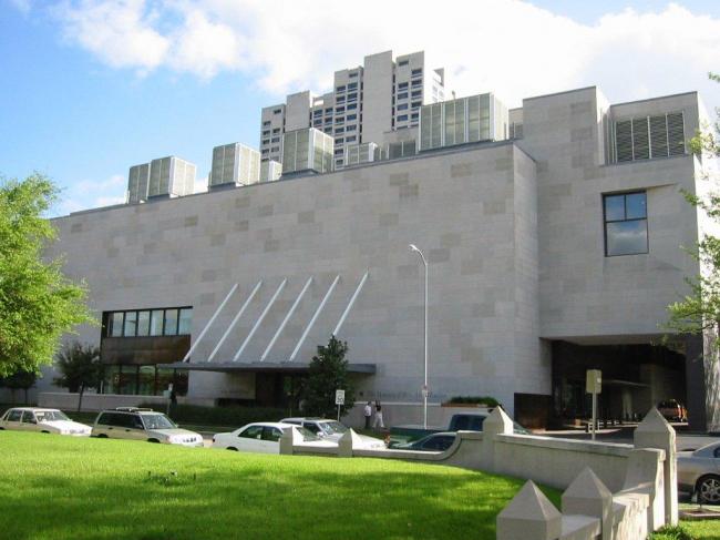 Корпус Одри Джонс Бек Музея изобразительных искусств. Фото: Judson Dunn. Лицензия Creative Commons Attribution-Share Alike 2.0 Generic
