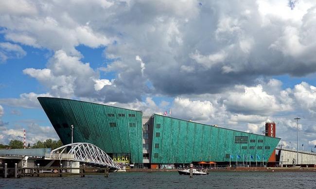 Национальный центр науки и технологии. Фото: Velvet via Wikimedia Commons. Лицензия CC-BY-SA-3.0