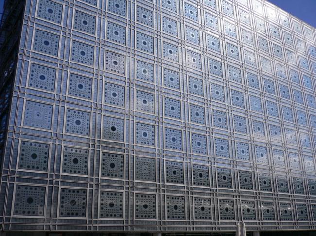 Институт арабского мира. Фото: Chie via flickr.com. Лицензия CC BY 2.0