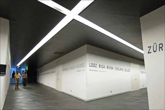 Еврейский музей в Берлине. Фото: Jean-Pierre Dalbéra via Wikimedia Commons. Лицензия CC-BY-2.0
