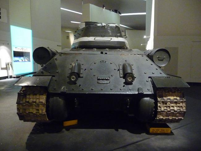 Северный филиал Имперского военного музея. Фото: Simon via Wikimedia Commmons. Лицензия CC-BY-2.0