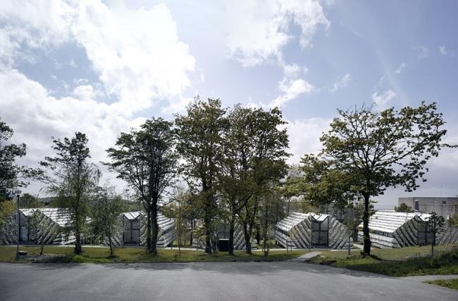 Центр искусств Аберистуита - творческие мастерские © James Morris