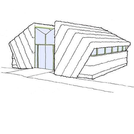 Центр искусств Аберистуита – творческие мастерские © Heatherwick Studio