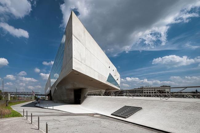 Исследовательский центр «Фэно». Фото: Richard Bartz via Wikimedia Commons. Лицензия CC BY-SA 3.0