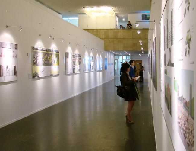 АрхМосква Next 2009. Выставка «Новые имена»