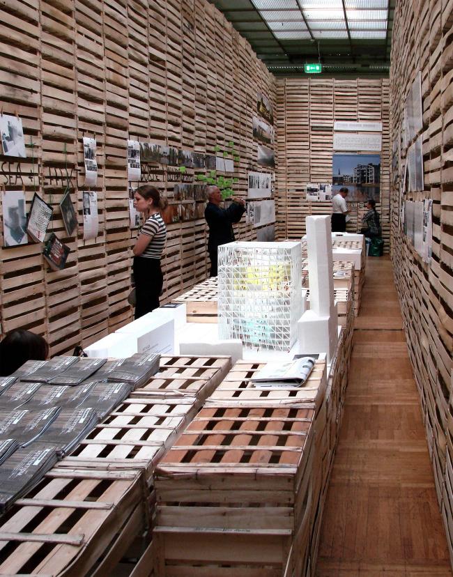 Экспозиция Дании. «Моменты архитектуры»