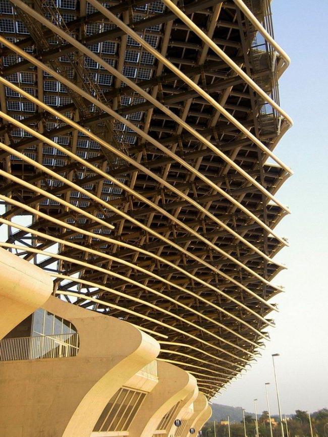 Главный стадион Всемирных игр-2009/ Фото skyscrapercity.com