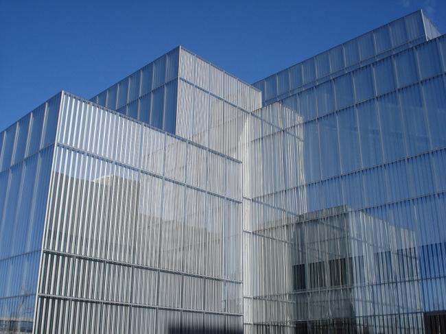 Музей Анкориджа в Центре Расмусона. Фото: Timothy Brown Follow via flickr.com. Лицензия CC BY 2.0