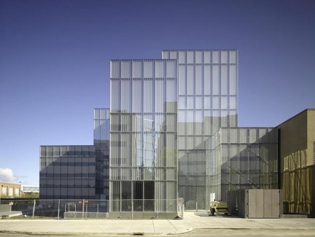 Музей Анкориджа в Центре Расмусона © Christian Richters