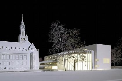 Гаагский трибунал получит новое здание