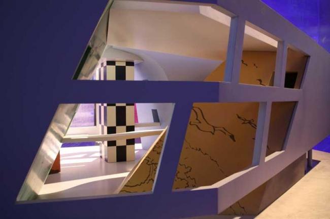 Музей Эрже. Проект