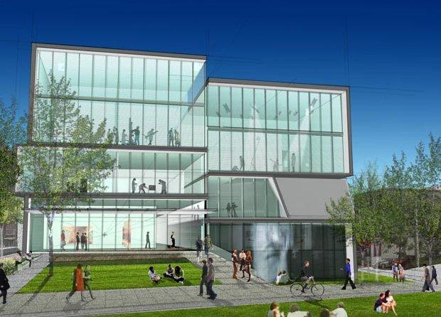 Центр искусств Университета Брауна