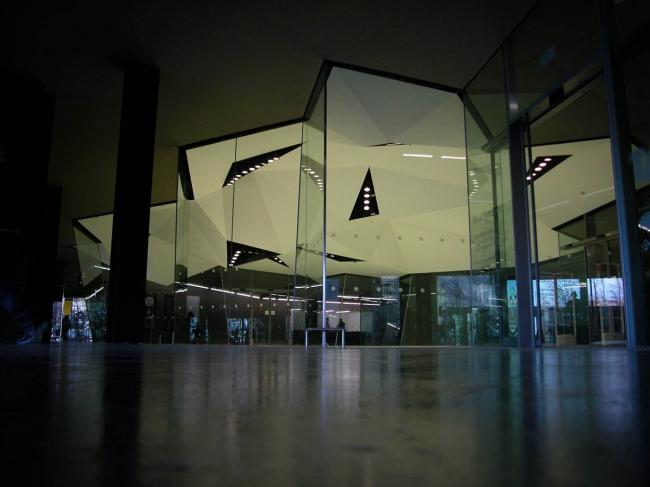 Магазин для Тейт Модерн © Herzog & de Meuron