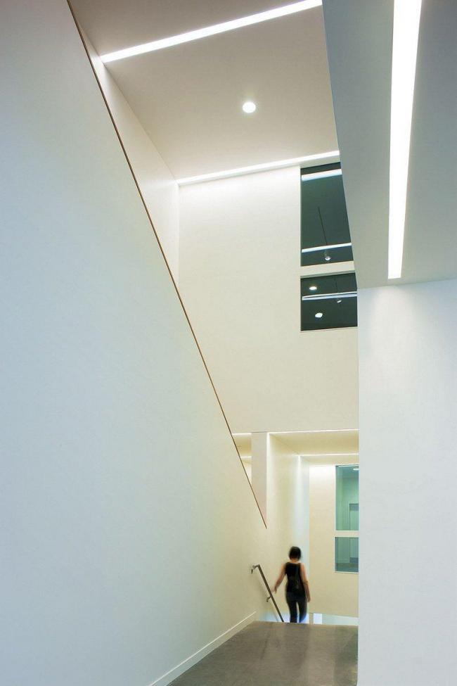 Центр Чейс Школы дизайна Род-Айленда © WARREN JAGGER PHOTOGRAPHY, 2008/COURTESY OF RISD MUSEUM OF ART