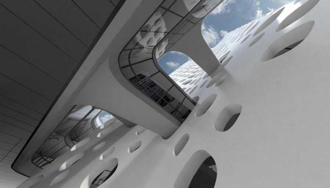 Башня O-14. Проект