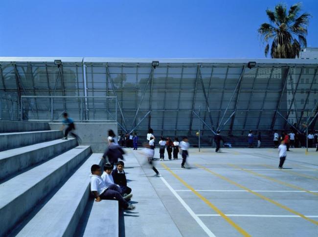Международная начальная школа © Morphosis