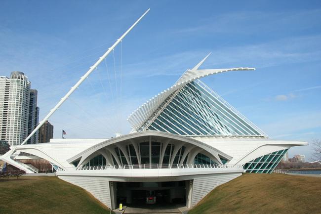 Художественный музей Милуоки. Фото: Jonathunder via Wikimedia Commons. Лицензия GFDL 1.2