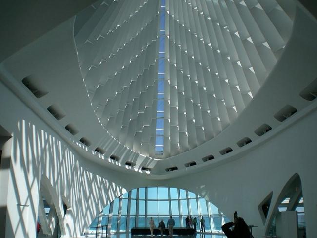 Художественный музей Милуоки. Фото: Dsv via Wikimedia Commons. Лицензия CC BY-SA 3.0