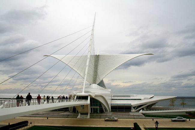Художественный музей Милуоки. Фото: Michael Hicks via Wikimedia Commons. Лицензия CC BY 2.0