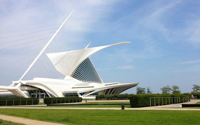 Художественный музей Милуоки. Фото: PeterSesar via Wikimedia Commons. Лицензия CC BY-SA 4.0