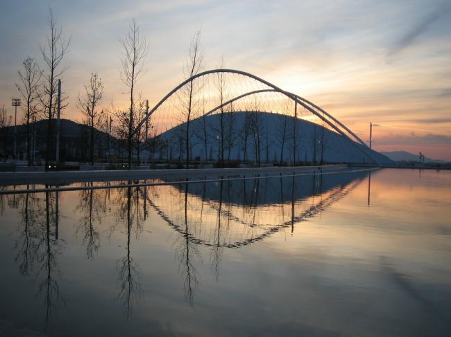 Олимпийский спортивный комплекс. Фото: Kim Bach via flickr.com. Лицензия CC BY-SA 2.0