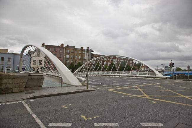 Мост Джеймса Джойса. Фото: William Murphy via flickr.com. Лицензия CC BY-SA 2.0