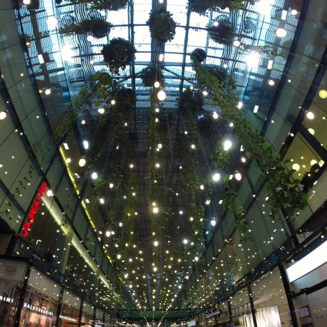 Торговый центр Funf Hofe. Фото: Michela Simoncini via flickr.com. Лицензия CC BY 2.0