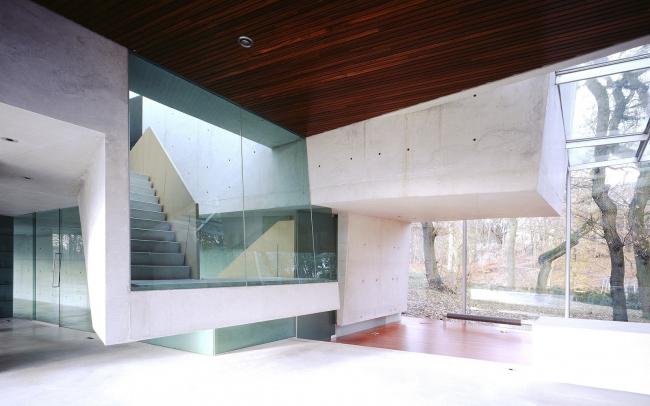 Дом Мobius (c) UNStudio
