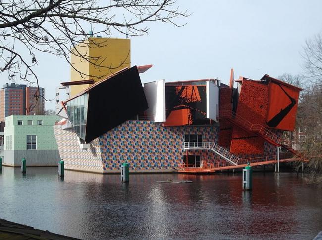 Музей в Гронингене