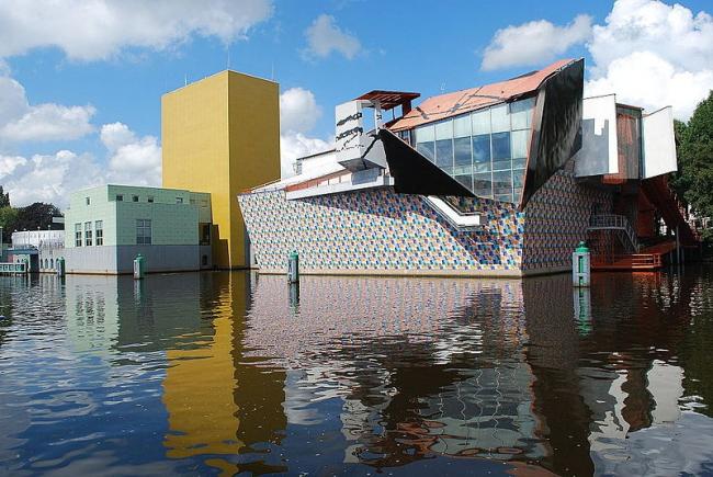 Музей в Гронингене. Фото: Rob Koster via Wikimedia Commons. Лицензия  CC-BY-SA-4.0