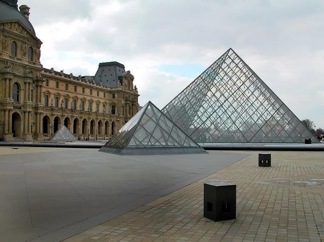 Проект «Большой Лувр». Фото: Beau Wade via Wikimedia Commons. Лицензия CC BY 2.0
