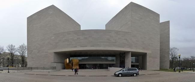 Национальная галерея искусств. Восточное крыло. Фото: Jarekt via Wikimedia Commons. Лицензия CC-BY-SA-4.0
