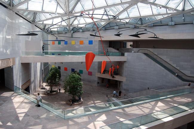 Национальная галерея искусств. Восточное крыло. Фото: Rob Young via Wikimedia Commons. Лицензия CC-BY-2.0