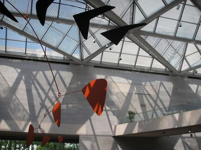 Национальная галерея искусств. Восточное крыло. Фото: Gryffindor via Wikimedia Commons. Фото находится в общественном доступе