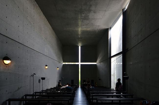 Церковь Света. Фото: hiromitsu morimoto via flickr.com. Лицензия CC BY-SA 2.0