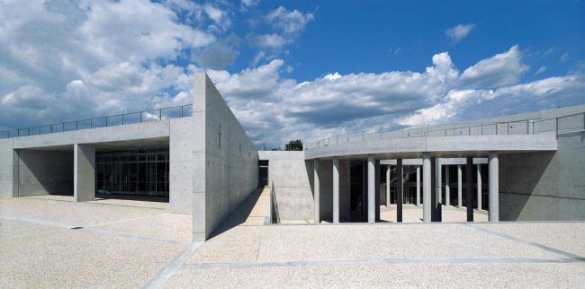 FABRICA – центр исследования коммуникации Benetton. Фотография © Francesco Radino