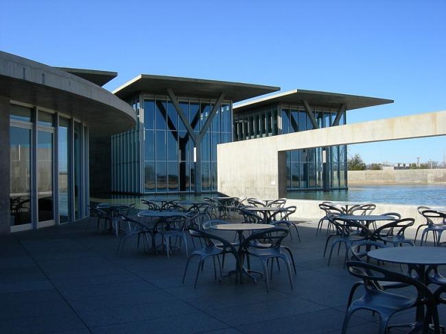 Музей современного искусства в Форт-Уерт. Фото: Joe Mabel via Wikimedia Commons. Лицензия GNU Free Documentation License, Version 1.2